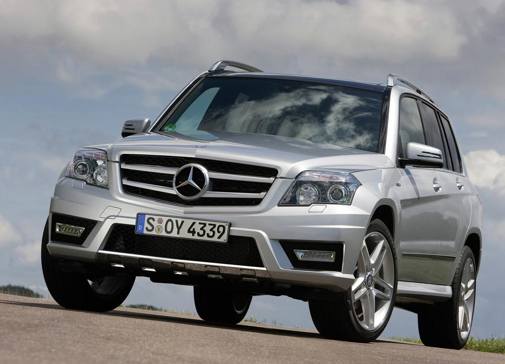 mercedes glk en photos hd. Black Bedroom Furniture Sets. Home Design Ideas