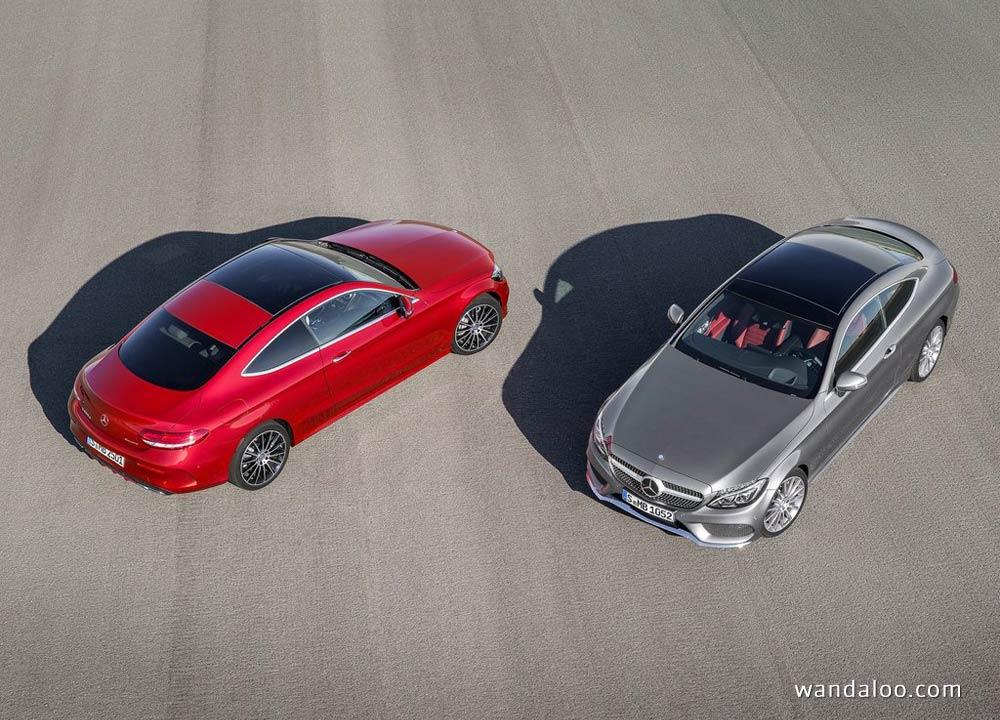 Voiture Neuve Mercedes Classe C