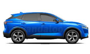 Nissan qashqai 2016 prix maroc