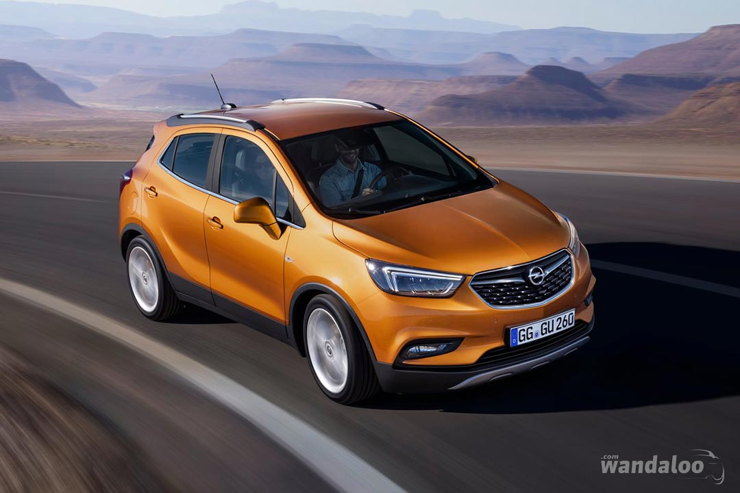 opel mokka x. Black Bedroom Furniture Sets. Home Design Ideas
