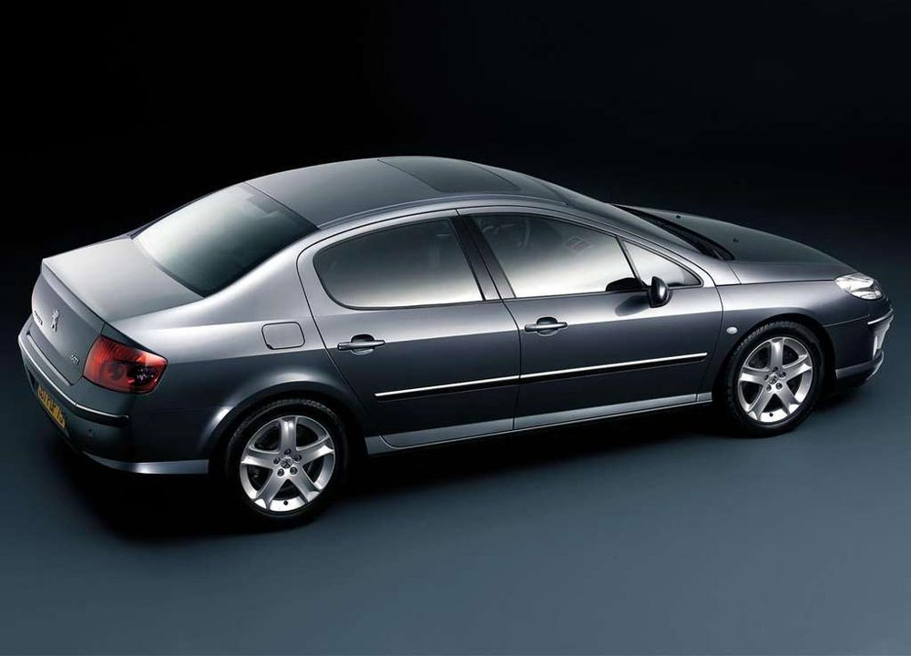 peugeot 407 en photos hd. Black Bedroom Furniture Sets. Home Design Ideas