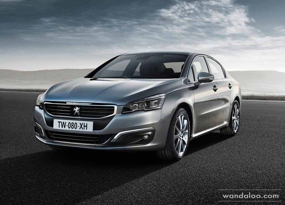 peugeot 508 en photos hd