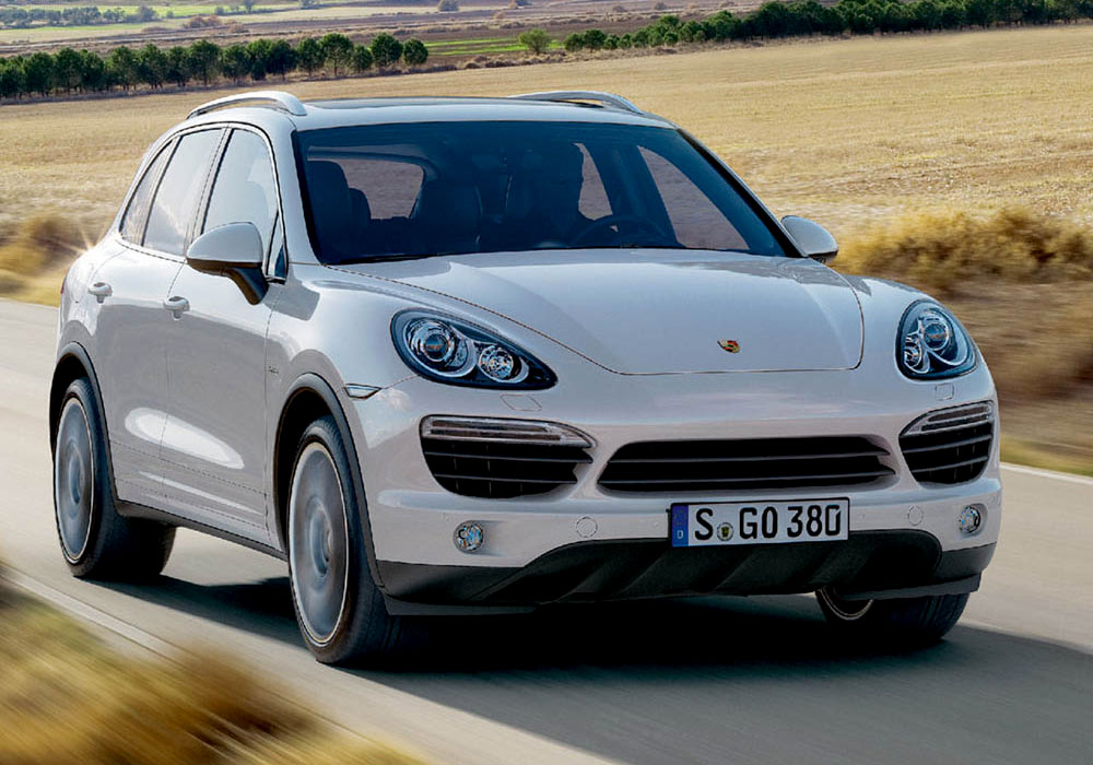 porsche cayenne photos porsche cayenne maroc. Black Bedroom Furniture Sets. Home Design Ideas