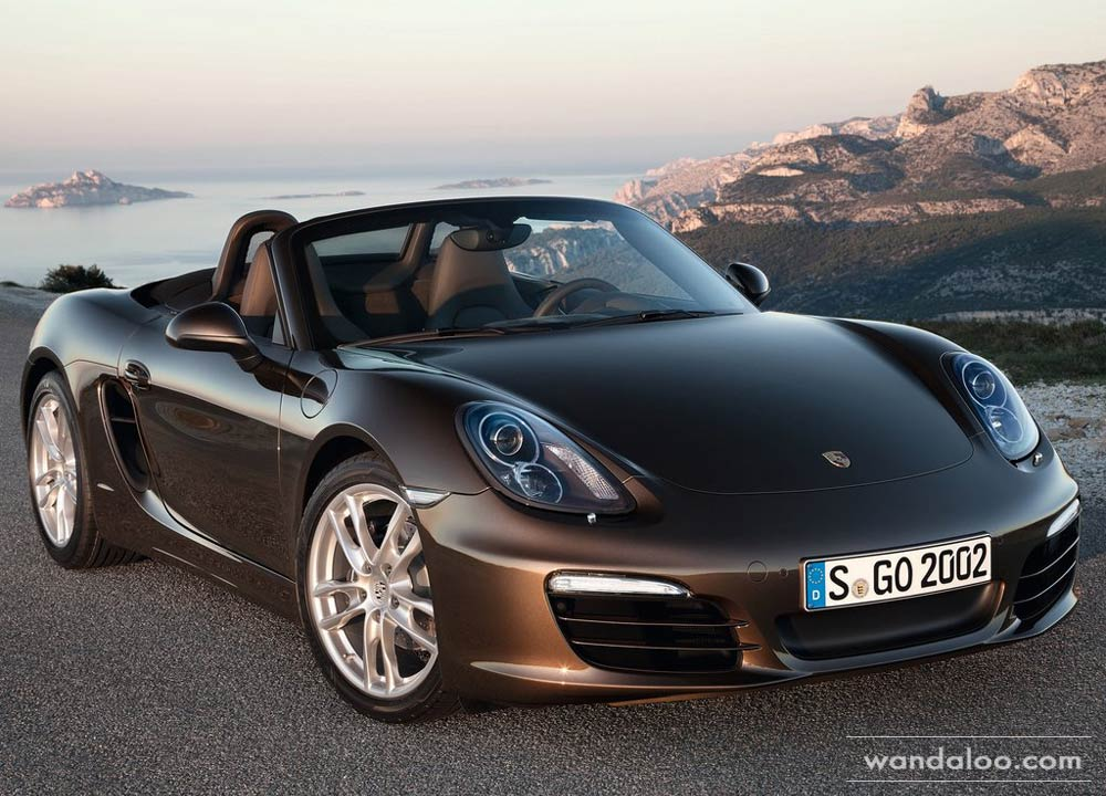 porsche boxster en photos hd. Black Bedroom Furniture Sets. Home Design Ideas