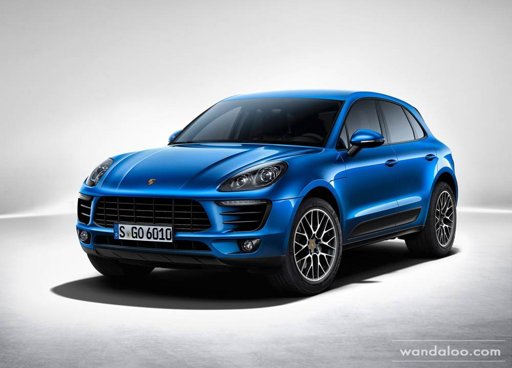 porsche macan en photos hd. Black Bedroom Furniture Sets. Home Design Ideas