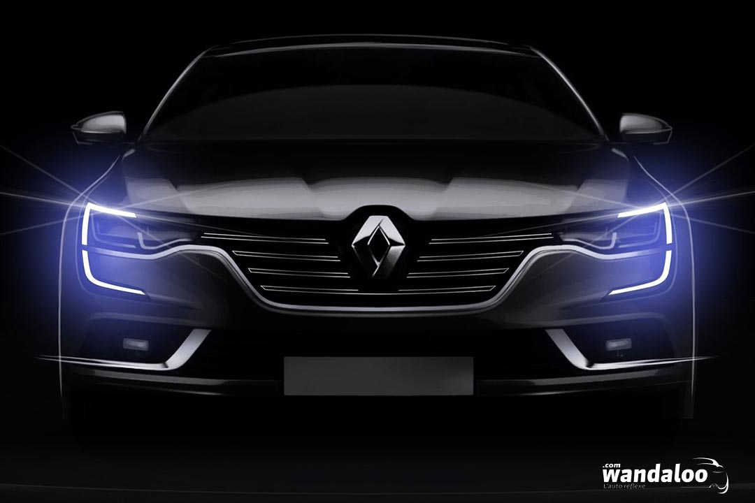 renault talisman en photos hd. Black Bedroom Furniture Sets. Home Design Ideas