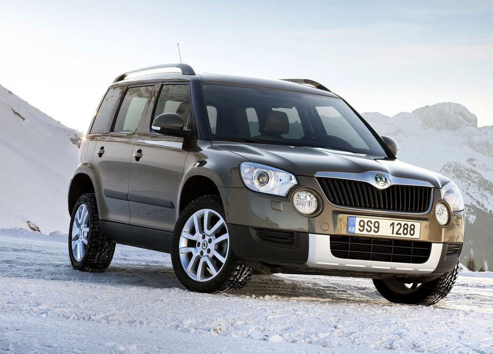 avis des gens a propos de skoda yeti autos weblog. Black Bedroom Furniture Sets. Home Design Ideas