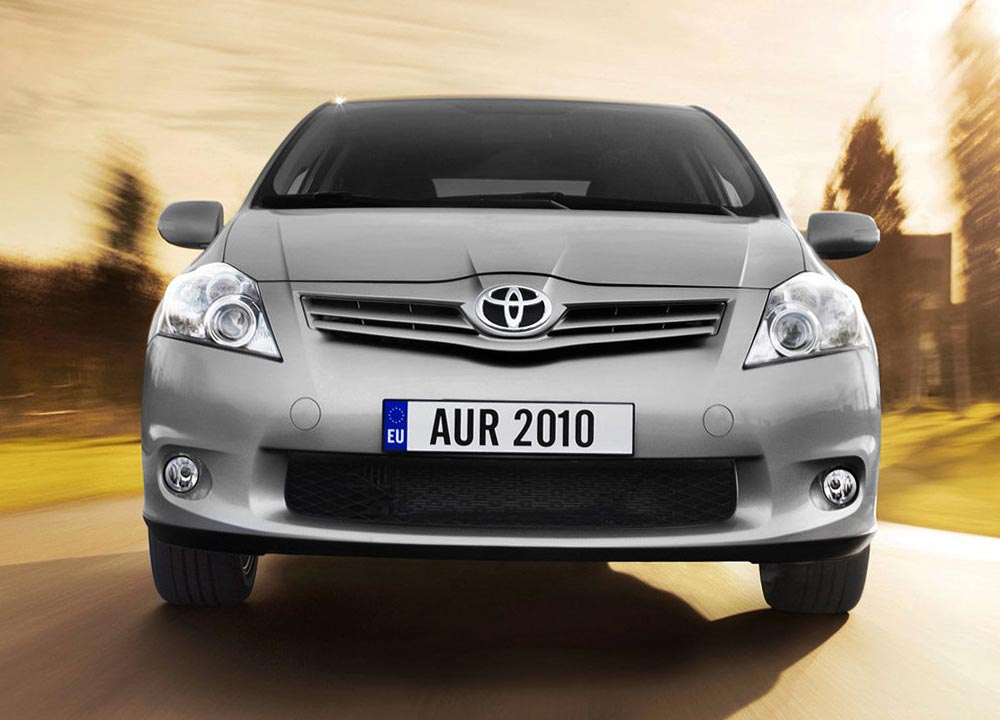 toyota auris photos toyota auris maroc. Black Bedroom Furniture Sets. Home Design Ideas
