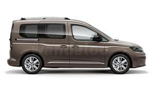 Volkswagen Caddy neuve au Maroc