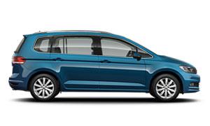 Volkswagen Touran neuve au Maroc