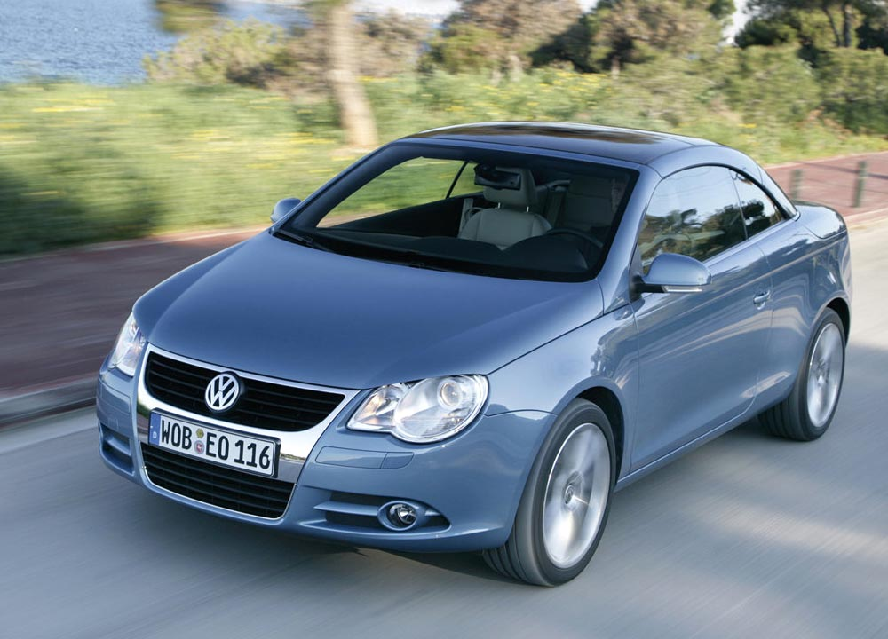 volkswagen eos en photos hd. Black Bedroom Furniture Sets. Home Design Ideas