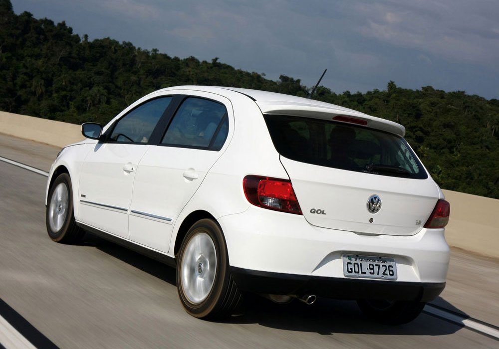 volkswagen gol en photos hd. Black Bedroom Furniture Sets. Home Design Ideas