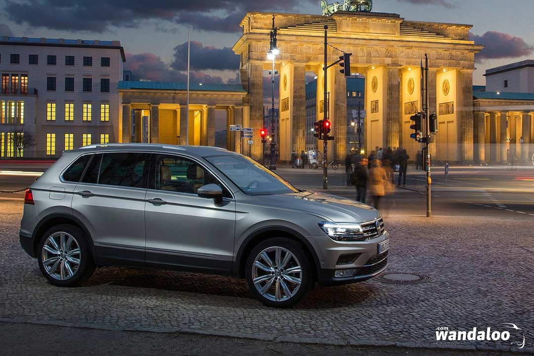 volkswagen tiguan en photos hd. Black Bedroom Furniture Sets. Home Design Ideas