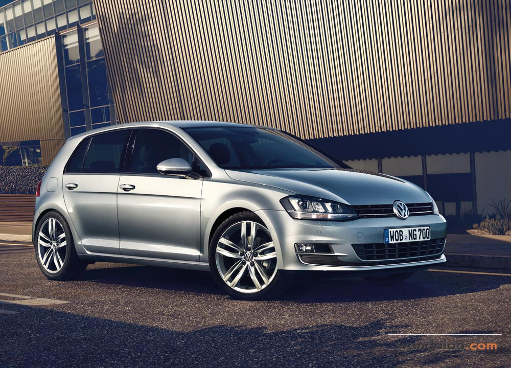 volkswagen golf en photos hd. Black Bedroom Furniture Sets. Home Design Ideas