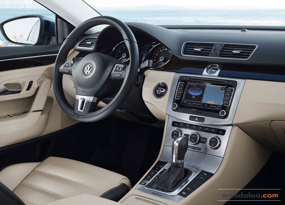 Volkswagen Passat Cc En Photos Hd Wandaloo Com