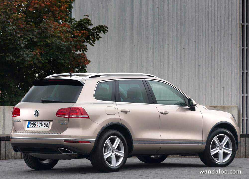 volkswagen touareg en photos hd. Black Bedroom Furniture Sets. Home Design Ideas