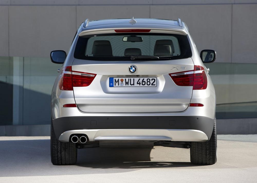nouvelle bmw x3 en photos hd. Black Bedroom Furniture Sets. Home Design Ideas