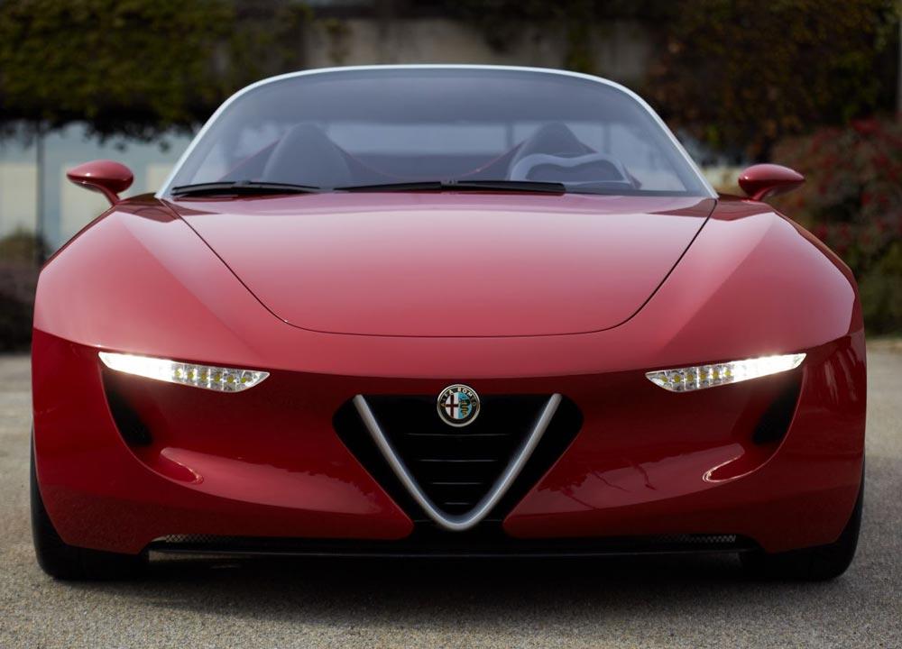 Alfa Romeo concept 2uettottanta