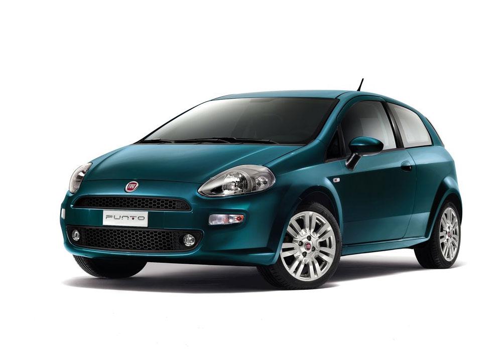 FIAT Punto 2012 3 portes