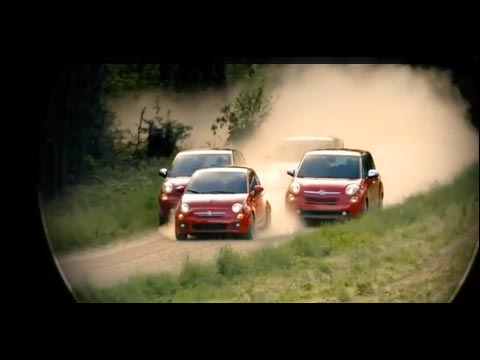 Fiat 500L : les italiens arrivent !