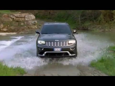 Nouveau Jeep Grand Cherokee 2014