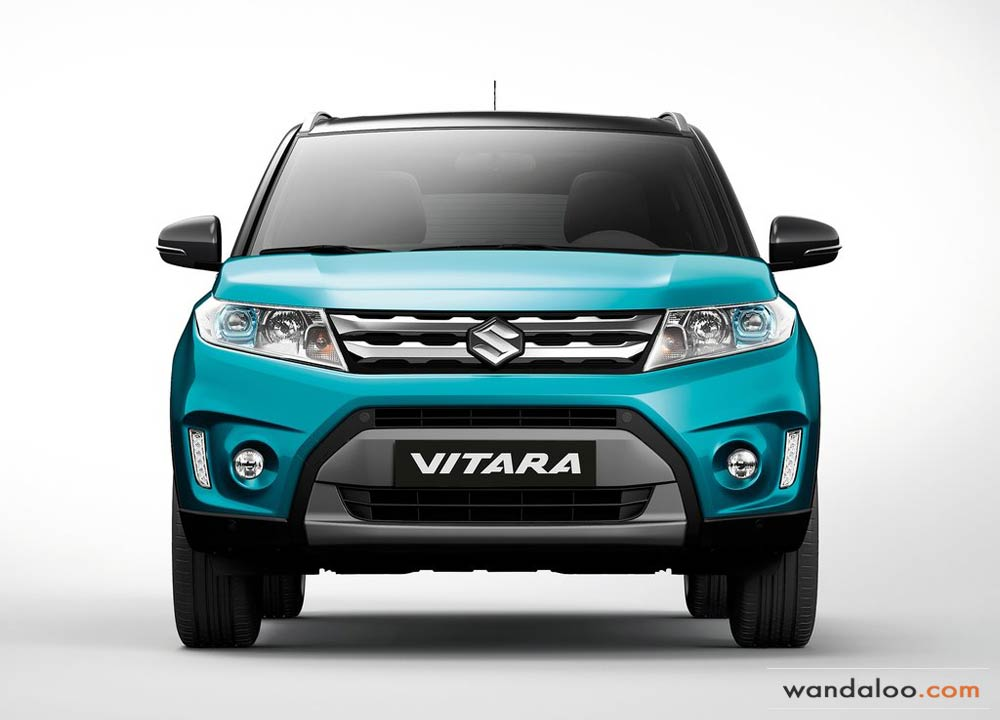 suzuki vitara 2015. Black Bedroom Furniture Sets. Home Design Ideas