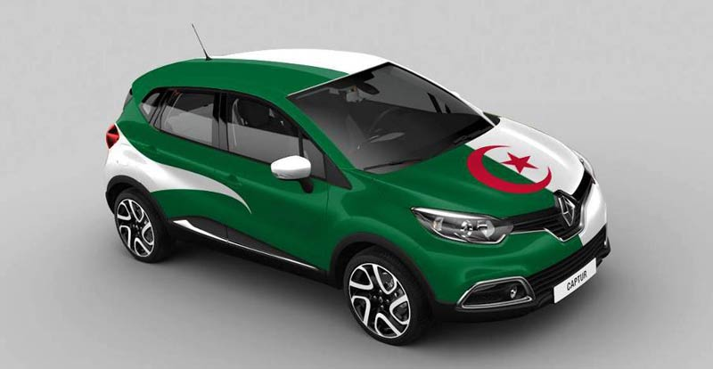 Renault Algerie Inauguration D Une Nouvelle Usine Wandaloo Com