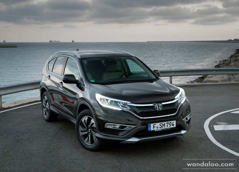 Honda CR-V 2015 restylé - version Europe