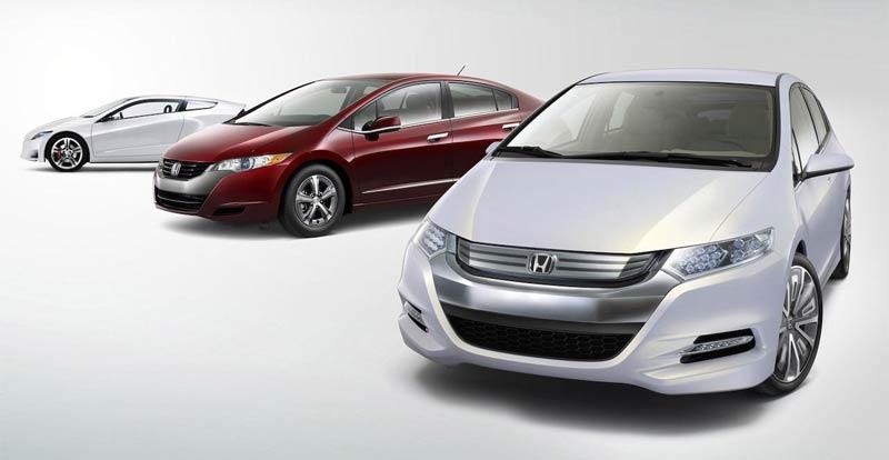 Honda 2015 : les Insight et CR-Z ne seront plus