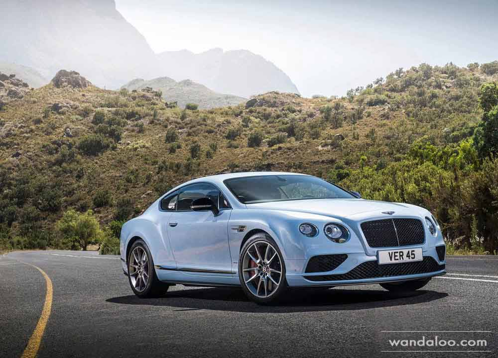 Bentley Continental GT V8 S 2015
