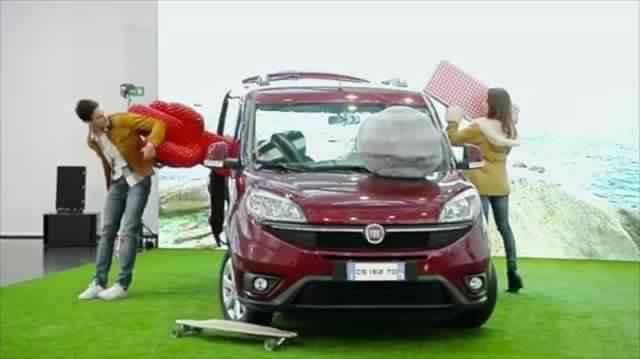 Fiat Doblo 2015 restylé