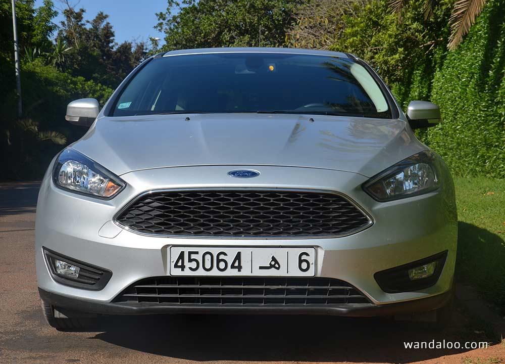 Ford Focus - les photos de notre essai