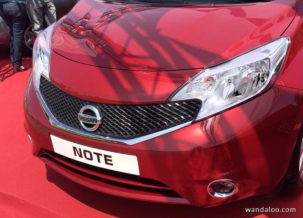 La toute nouvelle Nissan Note 2015