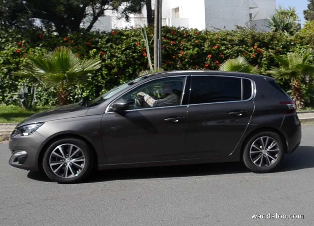 Peugeot 308 - les photos de notre essai