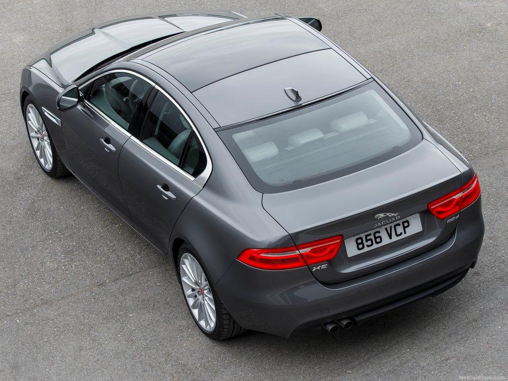 Jaguar XE 2016