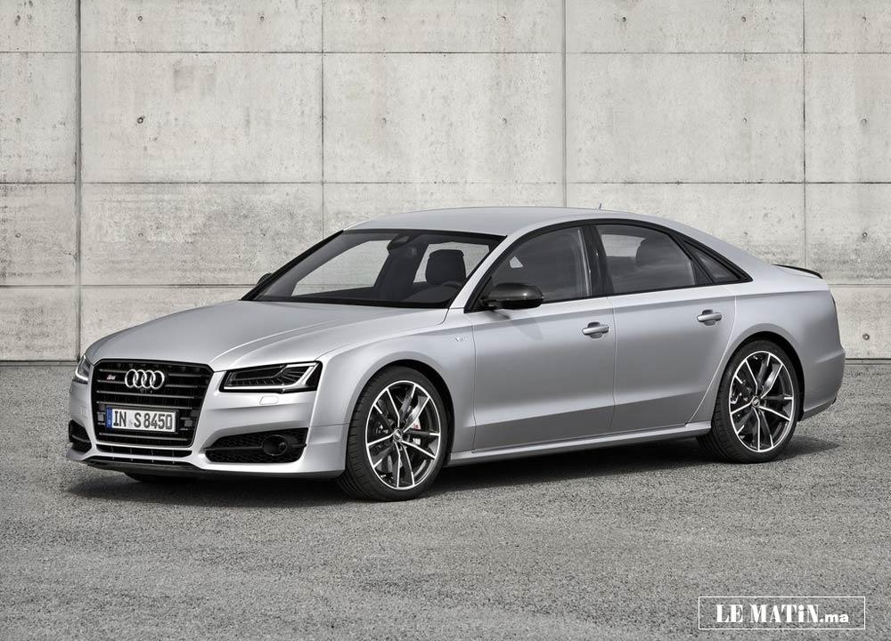 Audi S8 Plus 2016 En Photos Hd Wandaloo Com