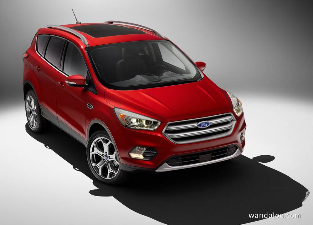 Ford Kuga 2017 - version US