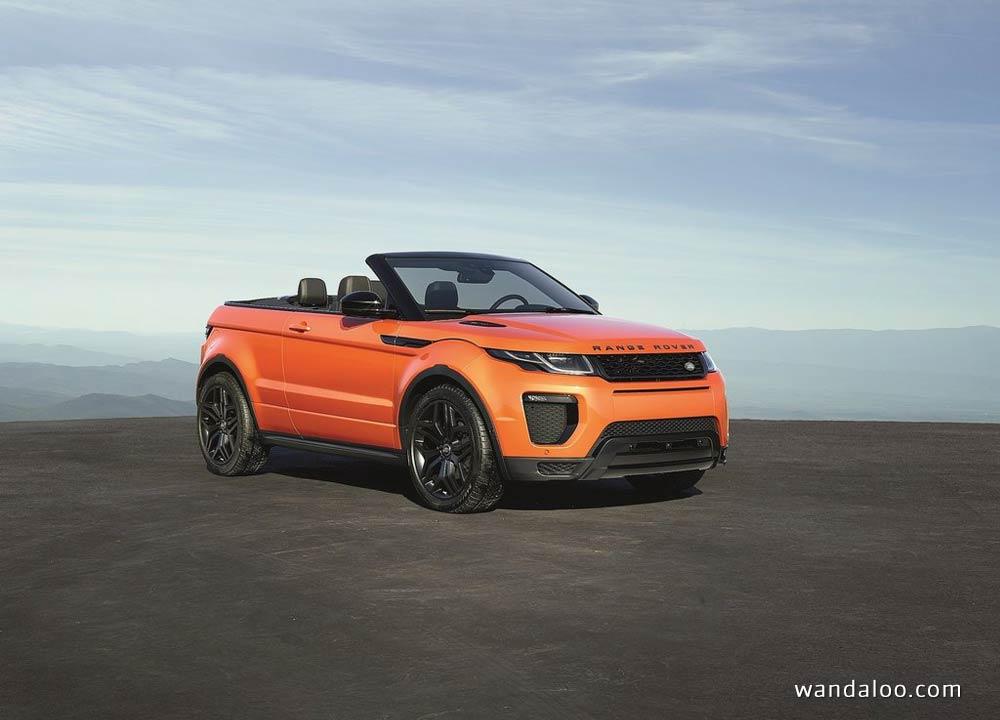 Land Rover Range Rover Evoque Cabriolet 2017