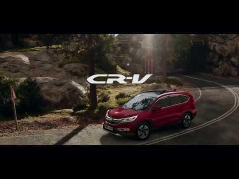 Honda CR-V 2015 en route vers le sommet