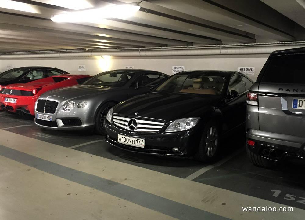 Voitures de luxe paris en photos hd for Garage automobile paris 12