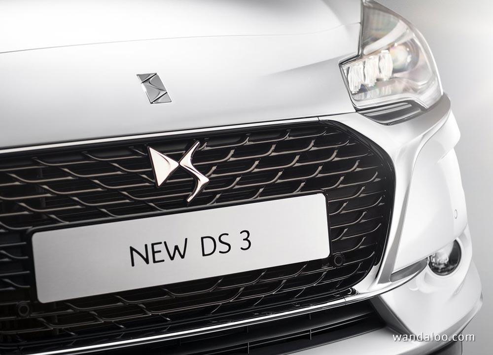 La nouvelle DS3