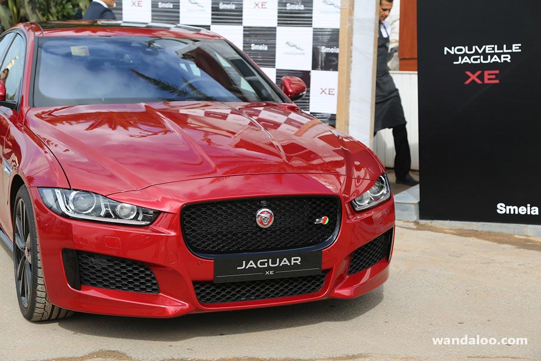Lancement de la nouvelle Jaguar XE au Maroc