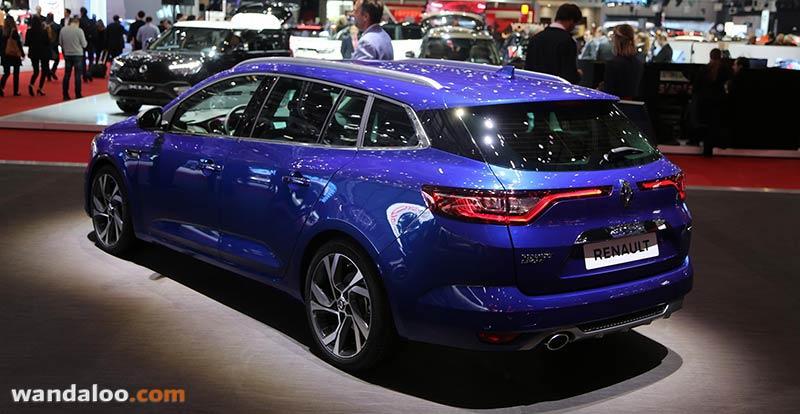 Renault Talisman Estate Un Break Accueillant Wandaloo
