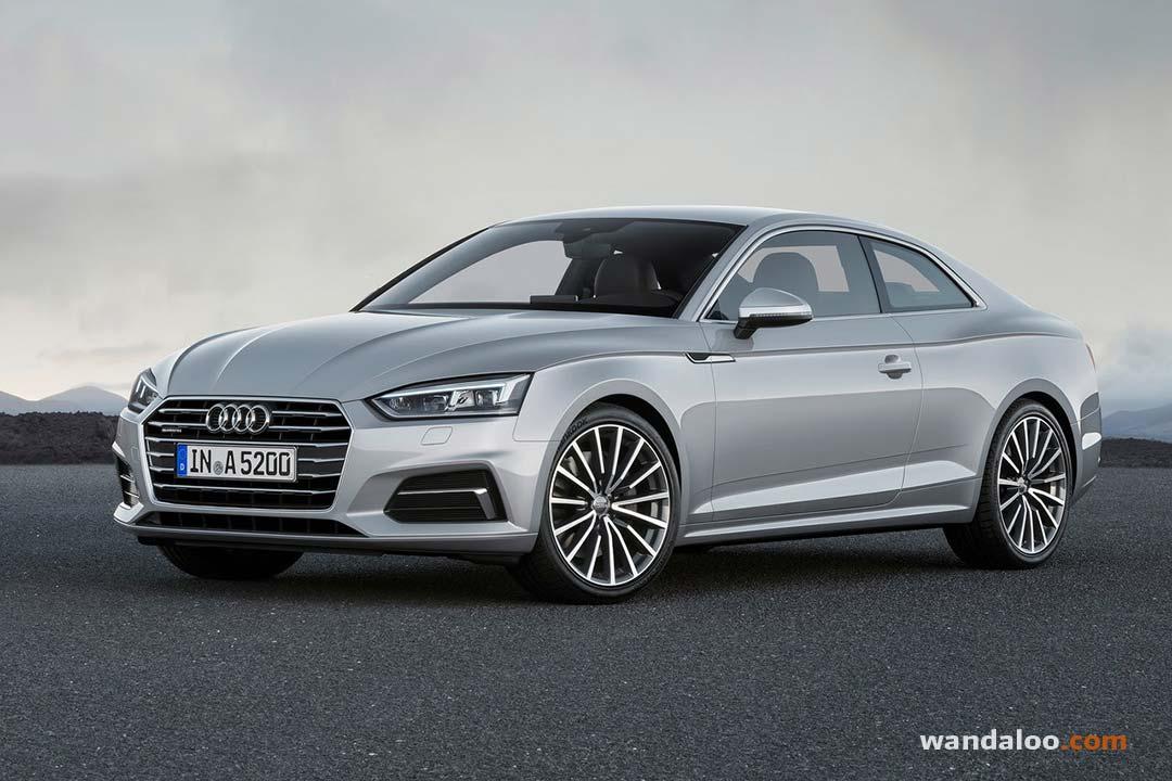 Audi A5 Coupé Neuve Maroc