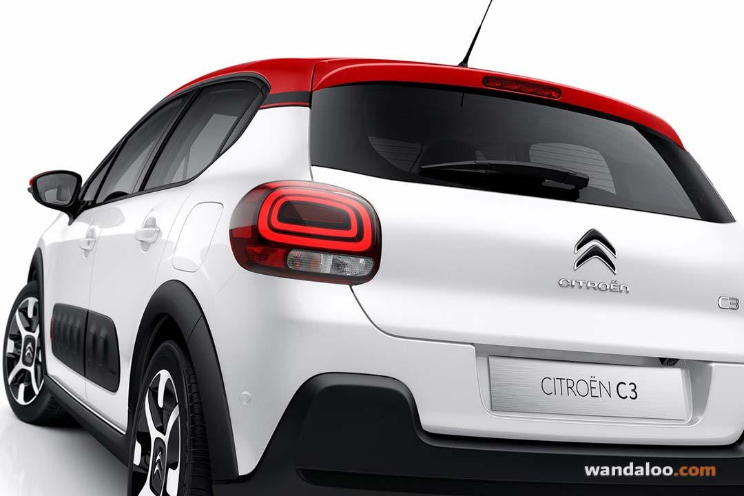 Nouvelle Citroën C3 2017