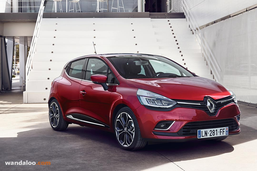 Renault Clio 4 Phase 2