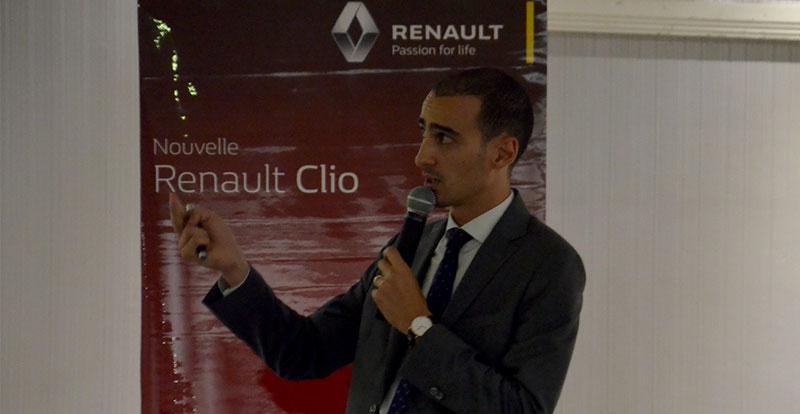 Lancement-Clio-4-Phase-2-Maroc-Ghali-Benmansour