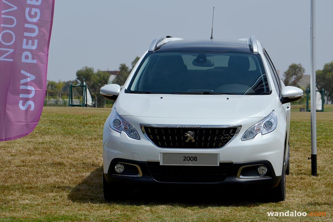Lancement du nouveau Peugeot 2008