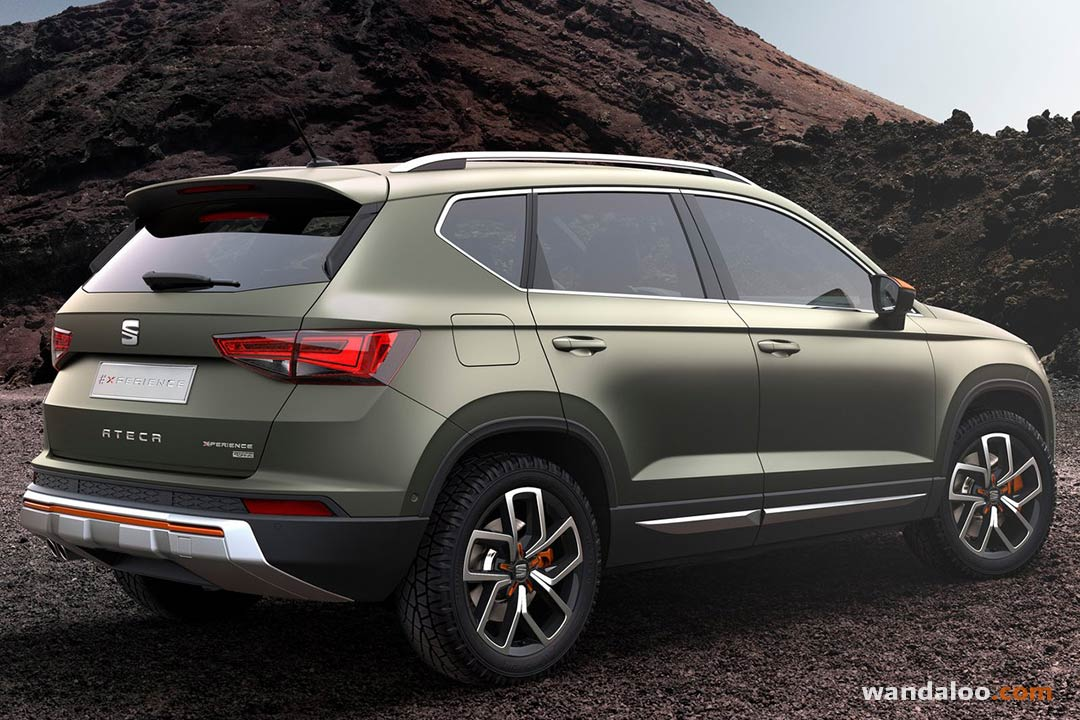 seat ateca x perience concept. Black Bedroom Furniture Sets. Home Design Ideas