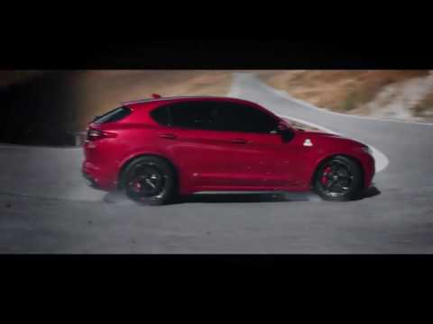 Alfa Romeo Stelvio - le film officiel